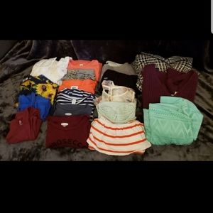 American eagle/old navy clothes lot